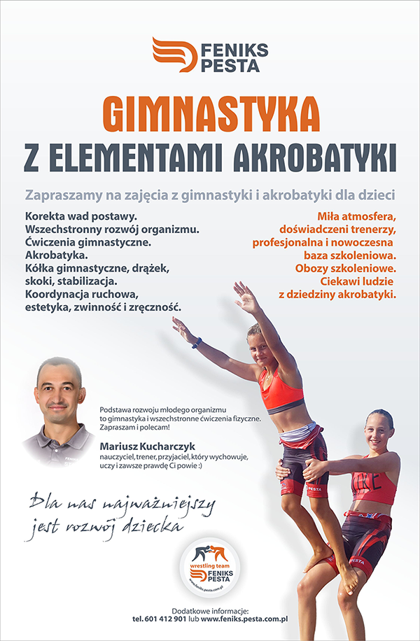 gimnastyka oferta
